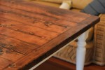 Detail shot of table top and edge. © Ben Wurst