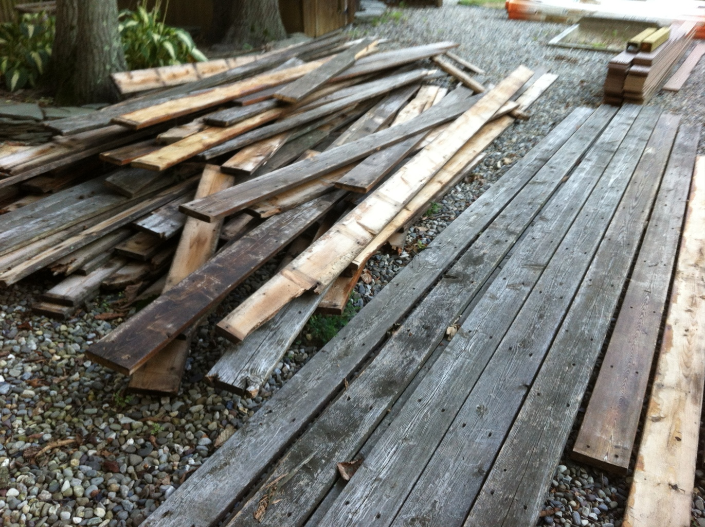 reclaimed cedar decking reclaimed llc