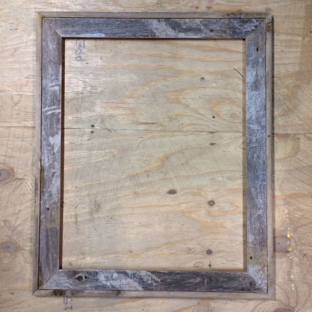 Reclaimed cedar frame – reclaimed LLC