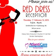 My next event, on February 12th will help raise funds to purchase AEDs for public spaces!